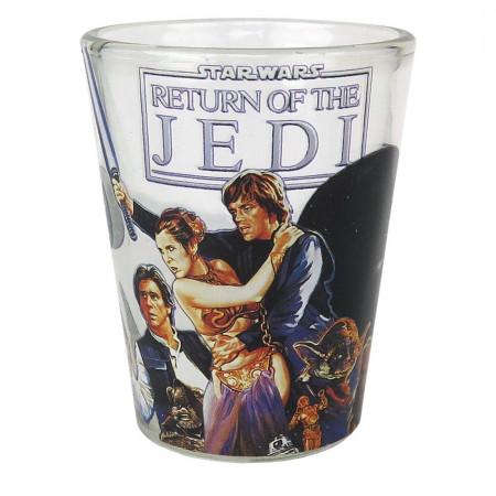 Star Wars Original Trilogy Shot Glass Set