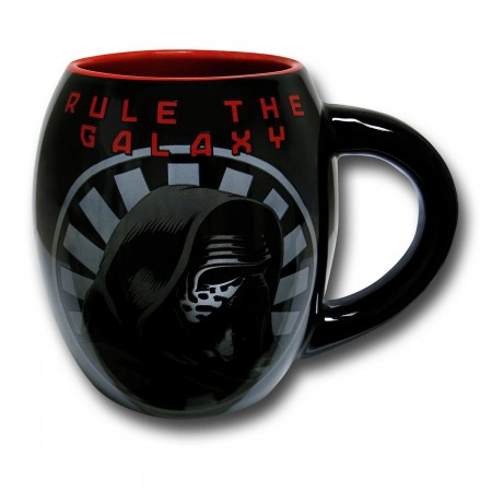 Star Wars Force Awakens Kylo Rules 18oz Mug