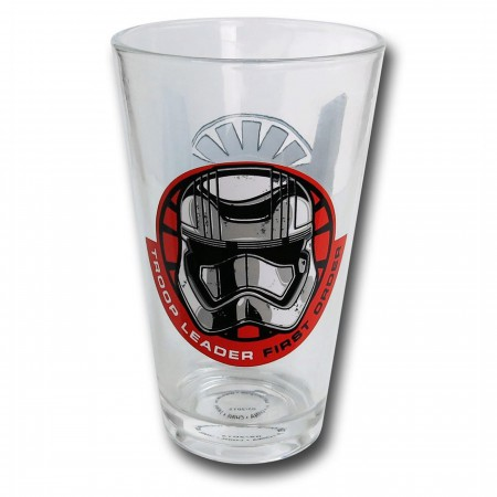 Star Wars Force Awakens First Order 10oz Juice Glass