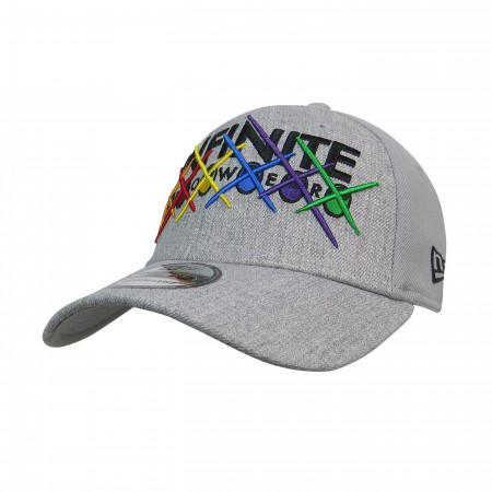 Infinity War Infinite Power 39Thirty Fitted Hat