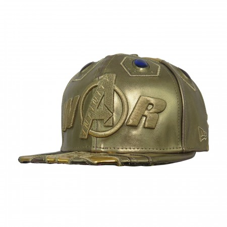 Avengers Infinity War Gauntlet 59Fifty Fitted Hat Pre-Order