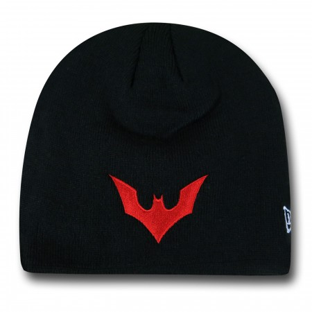 Batman Beyond Symbol Black New Era Beanie