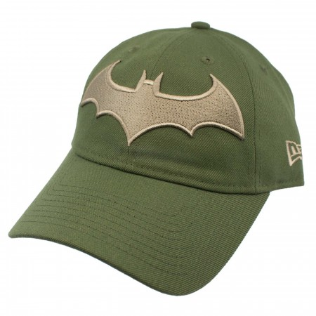 Batman Hush Salute to Service 9Twenty Adjustable Hat