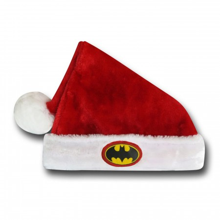 Batman Santa Hat