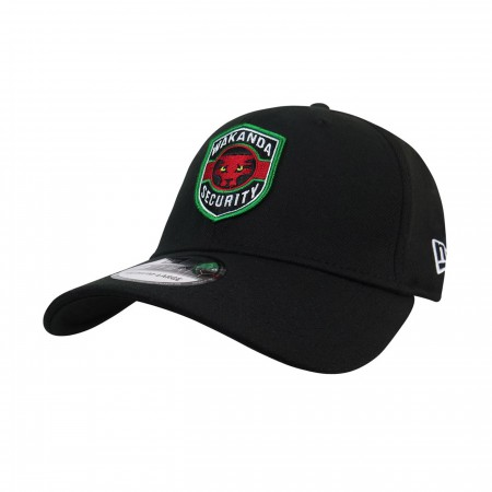 Black Panther Wakanda Security 39Thirty Fitted Hat