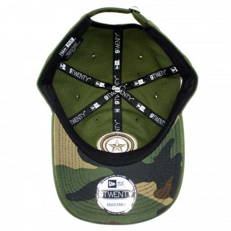Captain America Salute to Service 9Twenty Adjustable Hat