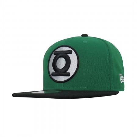 Green Lantern vs Red Lantern 9Fifty Hat Combo