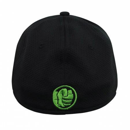 Hulk Fist Symbol 59Fifty Fitted Hat