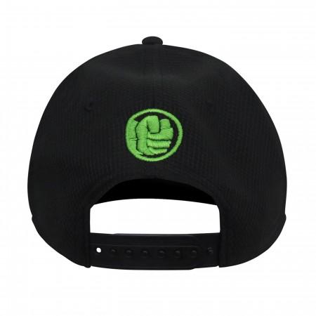 Hulk Fist Symbol 9Fifty Adjustable Hat