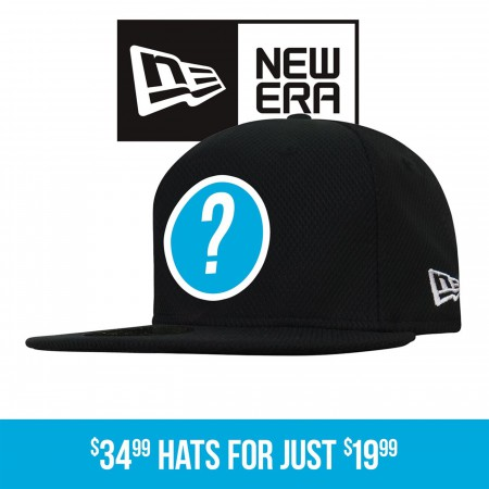 New Era Mystery 59Fifty Fitted Hat