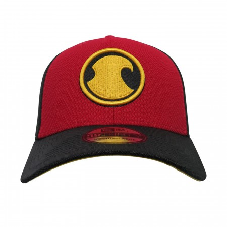 Red Robin Symbol Armor 39Thirty Fitted Hat