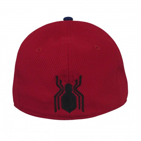 Spider-Man Homecoming Symbol 59Fifty Fitted Hat