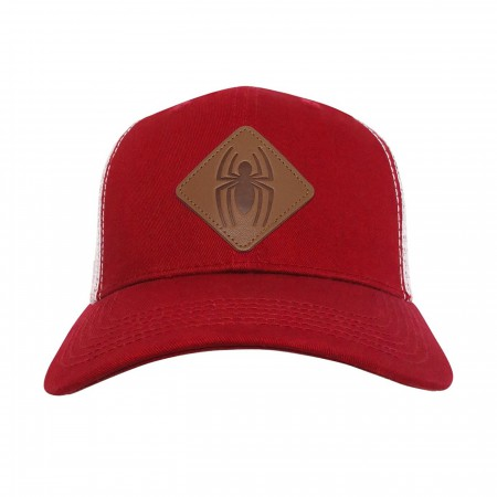 Spider-Man Scout Adjustable Trucker Snapback Hat