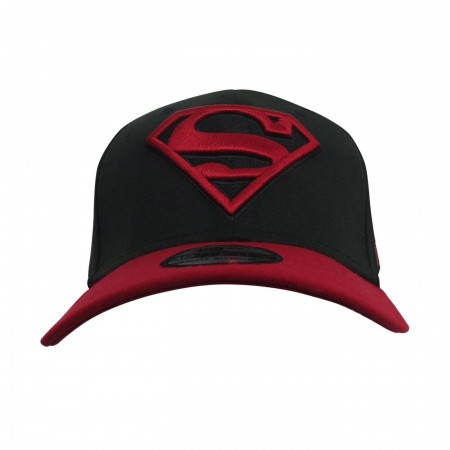 Superboy Kon-El Logo 39Thirty Fitted Hat