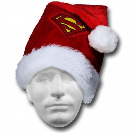 Superman Santa Hat