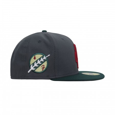 Star Wars Boba Fett Mandalorian 59Fifty Fitted Hat