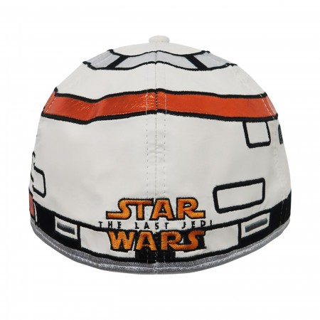 Star Wars Last Jedi BB-8 Armor 59Fifty Fitted Hat