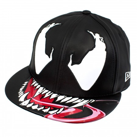 Venom Character Armor 59Fifty Fitted Hat