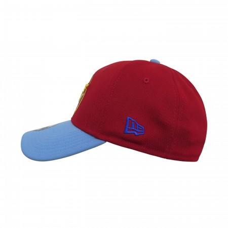 Wonder Woman Stars Logo 39Thirty Fitted Hat