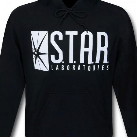 Flash Star Labs Black Hoodie