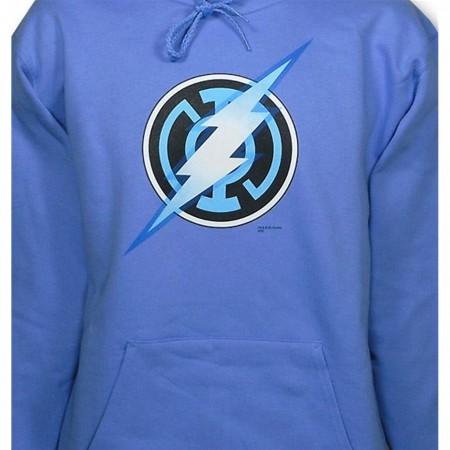 Blue Lantern Flash Hoodie