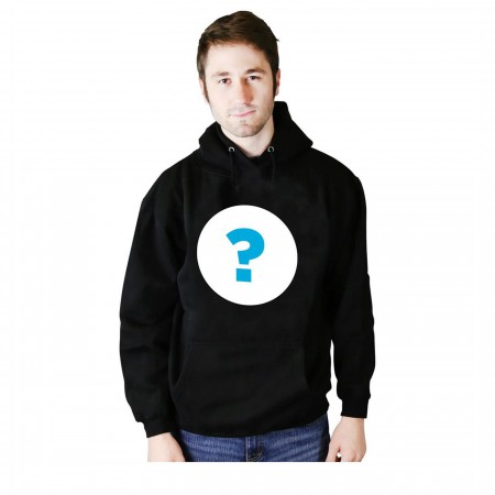 Superhero Mystery Men's Hoodie, Sweater or Sweatshirt