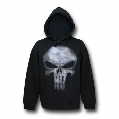 Punisher Movie Symbol Pullover Hoodie