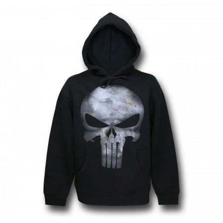 Punisher Movie Symbol Pullover Hoodie