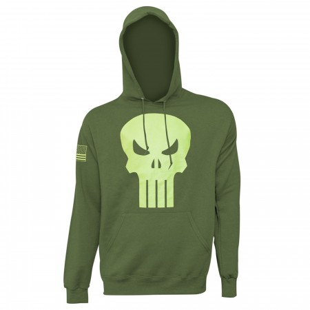 Punisher Salute to Service Men's Hoodie