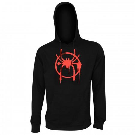 Spider-Man Into The Spider-Verse Logo Men's Hoodie
