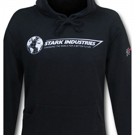 Iron Man Stark Industries Expo Men's Hoodie