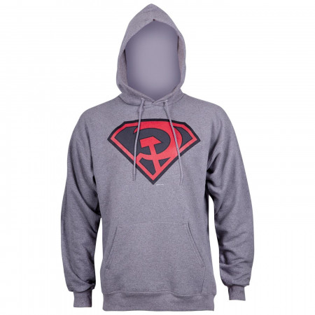 Superman Red Son Hoodie