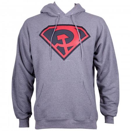 Superman Red Son Hoodie