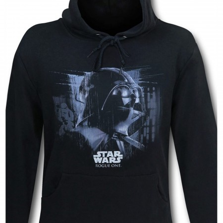 Star Wars Rogue One Vader Paint Hoodie