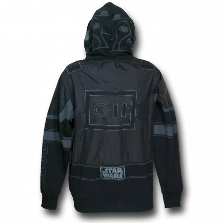 Star Wars Shadow Trooper Costume Hoodie