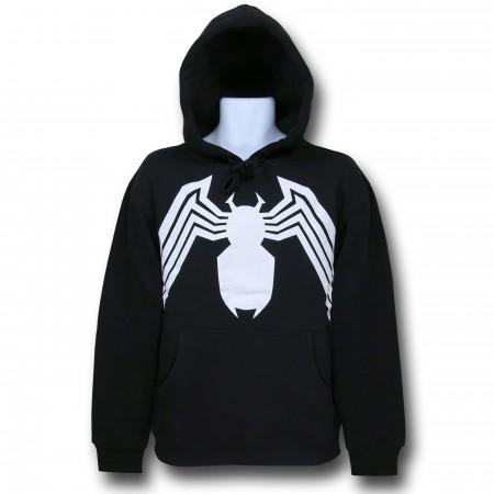 Venom Symbol Pullover Hoodie