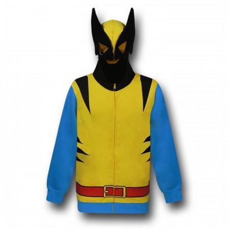 Wolverine Men's Classic Costume Hoodie