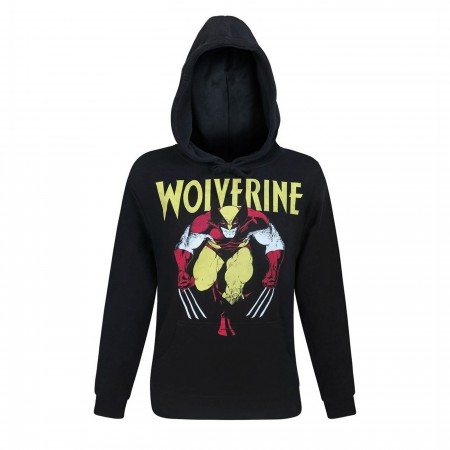Wolverine Rage Men's Hoodie