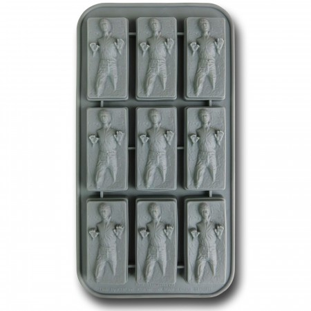 Star Wars Carbonite Ice Cube Tray