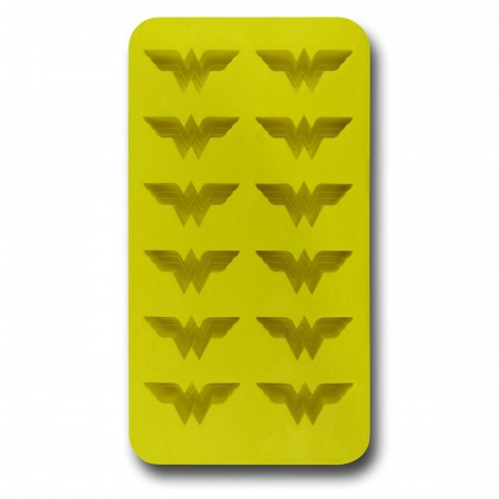 Wonder Woman Ice Cube Tray