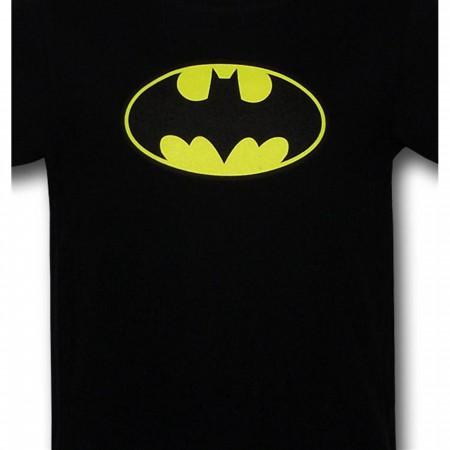 Batman Symbol Infant Snapsuit