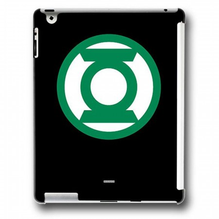 Green Lantern Symbol iPad 2 Case
