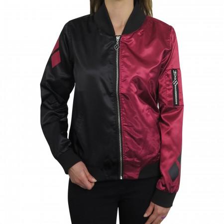Harley Quinn Classic Women's Bomber Jacket