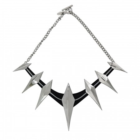 Black Panther Movie Spike Necklace