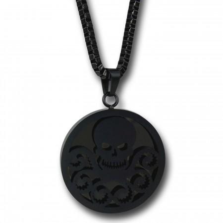Hydra Symbol Pendant Necklace