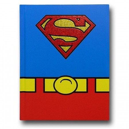 Superman Costume Journal