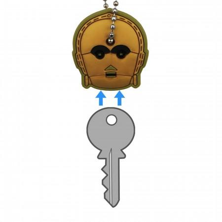 Star Wars C3PO Keyholder