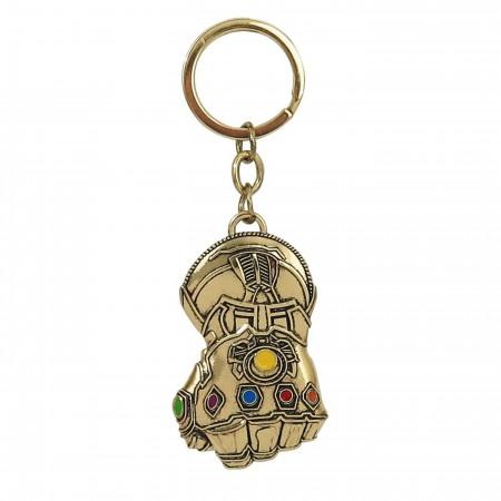 Infinity War Thanos Infinity Gauntlet Keychain