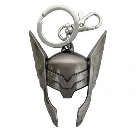 Thor Helmet Keychain