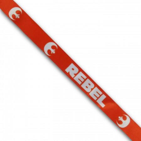 Star Wars Rebel Alliance Orange Lanyard